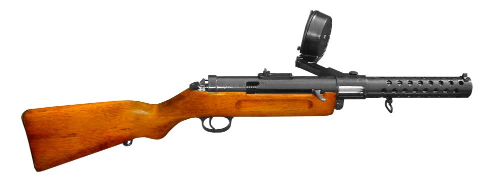 MP 18冲锋枪