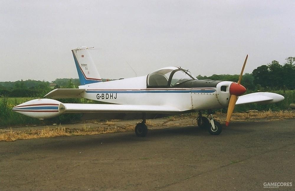 Pazmany PL-1