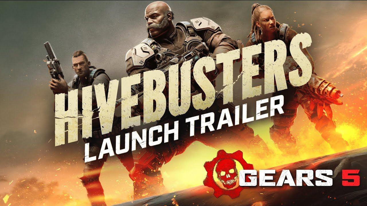 """《战争机器5》新战役DLC""""Hivebusters""""公开,12月15日免费加入XGPU"""