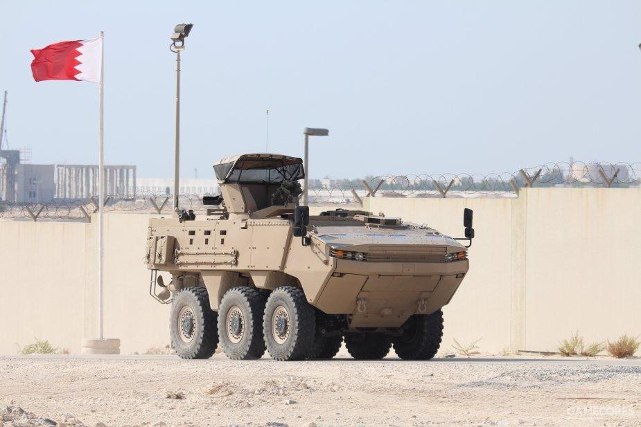 巴林的Arma 6×6