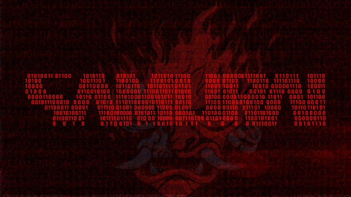 醒醒,武侍!CDPR發佈含有神祕代碼的《賽博朋克2077》相關圖片