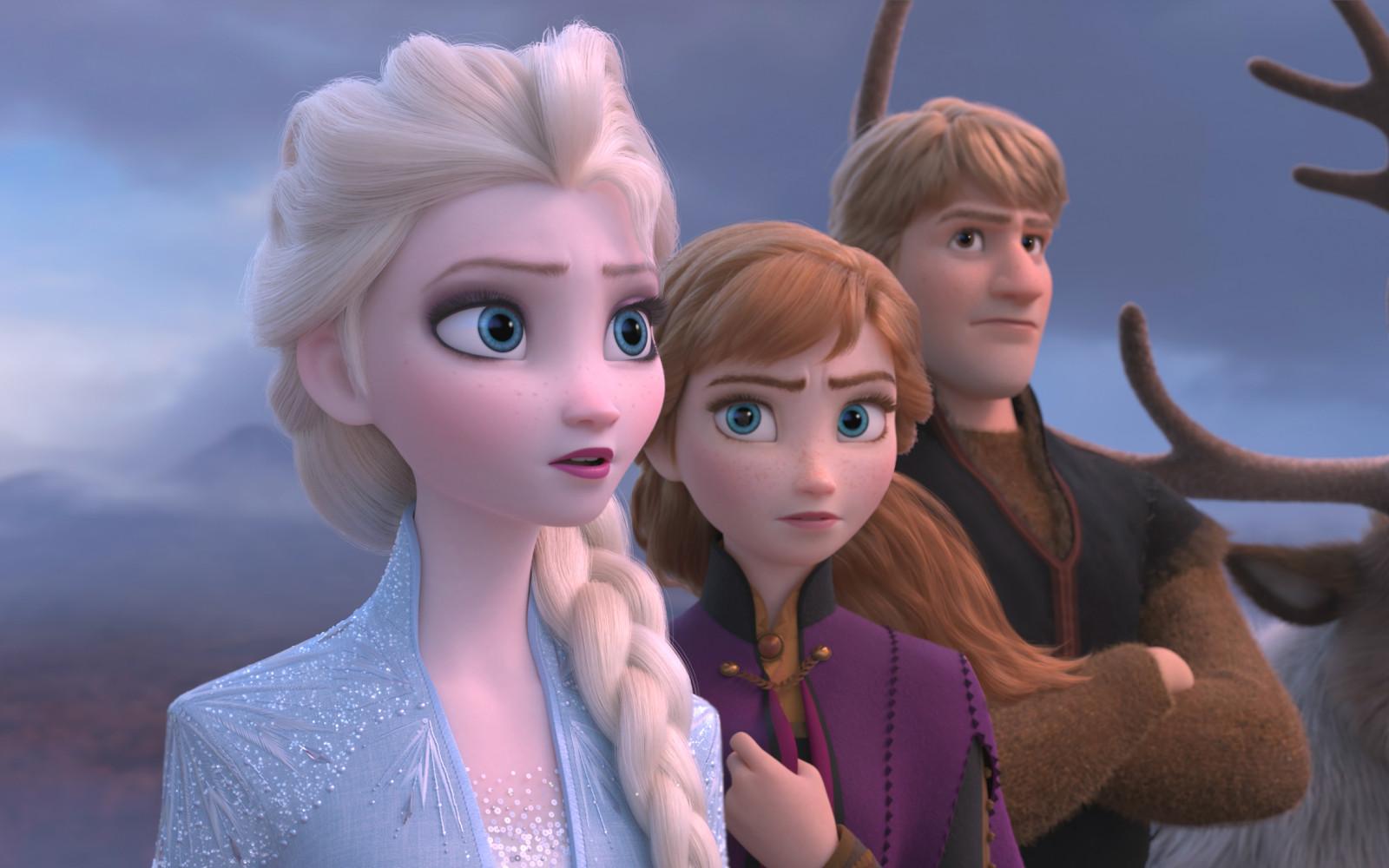 究竟是谁在召唤艾莎?《冰雪奇缘2》放出全新故事预告