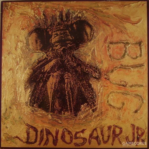 《Bug》 — Dinosaur Jr.