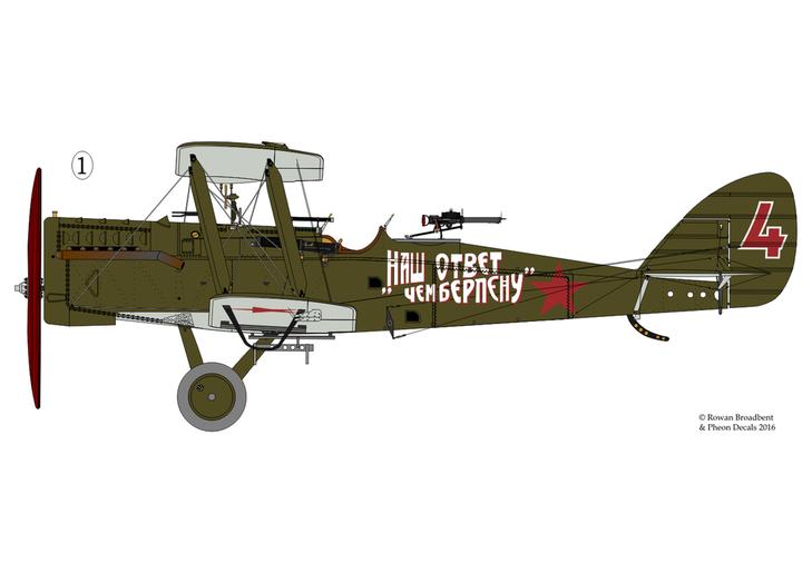 Polikarpov R-1, Polikarpov还开发过著名的I-15/16战斗机