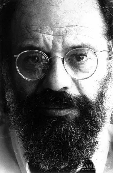 艾伦·金斯堡(Allen Ginsberg)