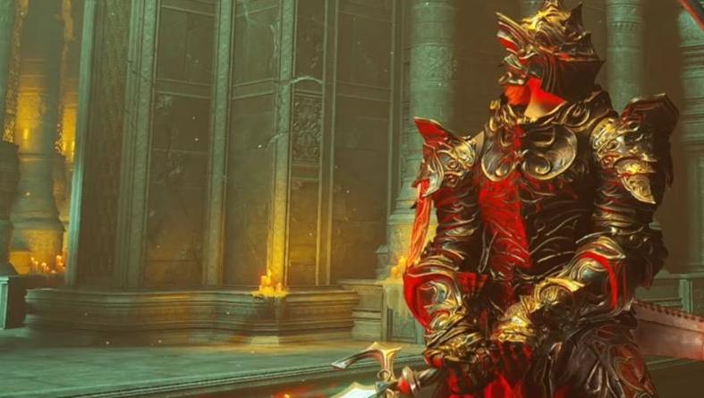 《恶魔之魂 重制版》新增神秘大门已被打开,内有贯穿骑士套