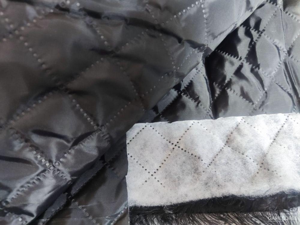 夹棉内衬某宝不到六块钱就可以买到半米