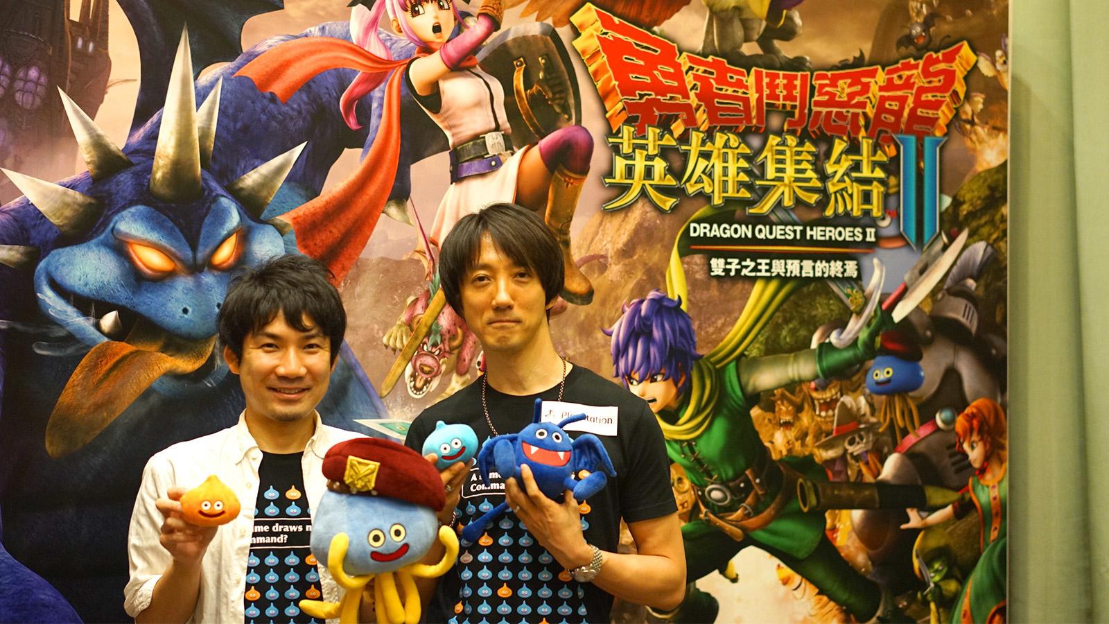 DQ英雄2中文版可繼承存檔與日本玩家共鬥