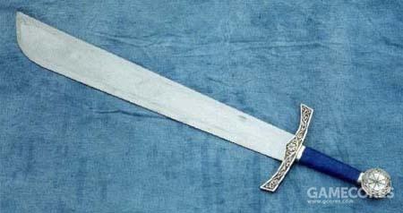 欧洲的Falchion砍刀,13世纪