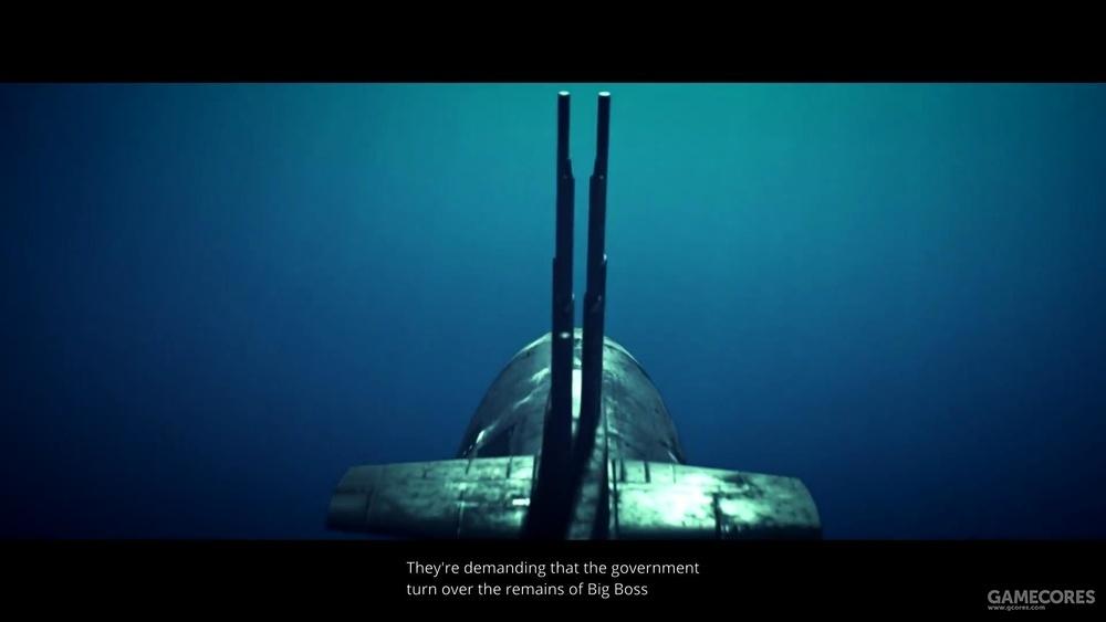 令人怀念的核动力潜艇