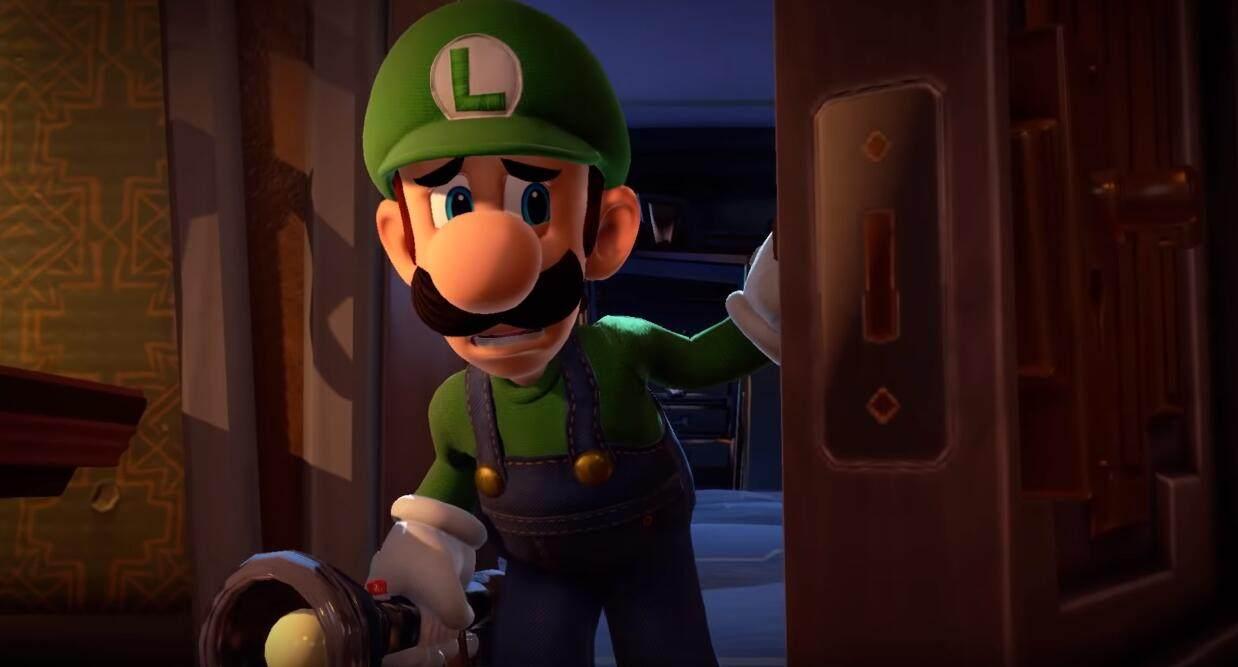 《路易吉洋馆3》公开5分钟游戏介绍视频