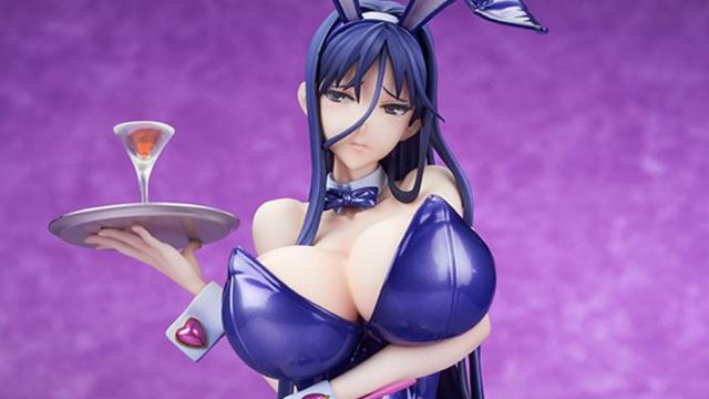 本庄雷太《魔法少女》系列美砂姐兔女郎style手办公布
