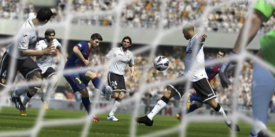 FIFA14:最优秀的50名球员