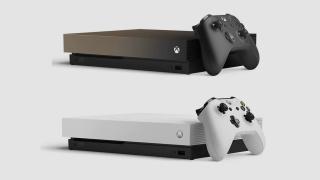 国行冰雪白、渐变金Xbox One X今天17点正式开售