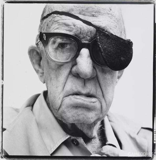 约翰·福特(1894-1973),美国导演、二战老兵、美式西部片的奠基人