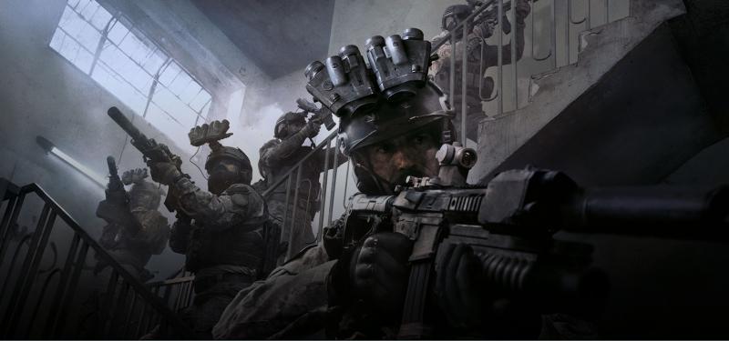 《使命召唤 现代战争》正式揭晓多人模式,9月开启BETA测试