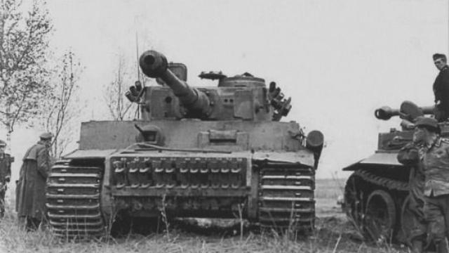 """漫谈""""巴格拉季昂""""行动中的德军部队(下)"""