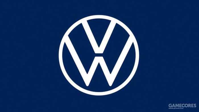 大众的新 logo