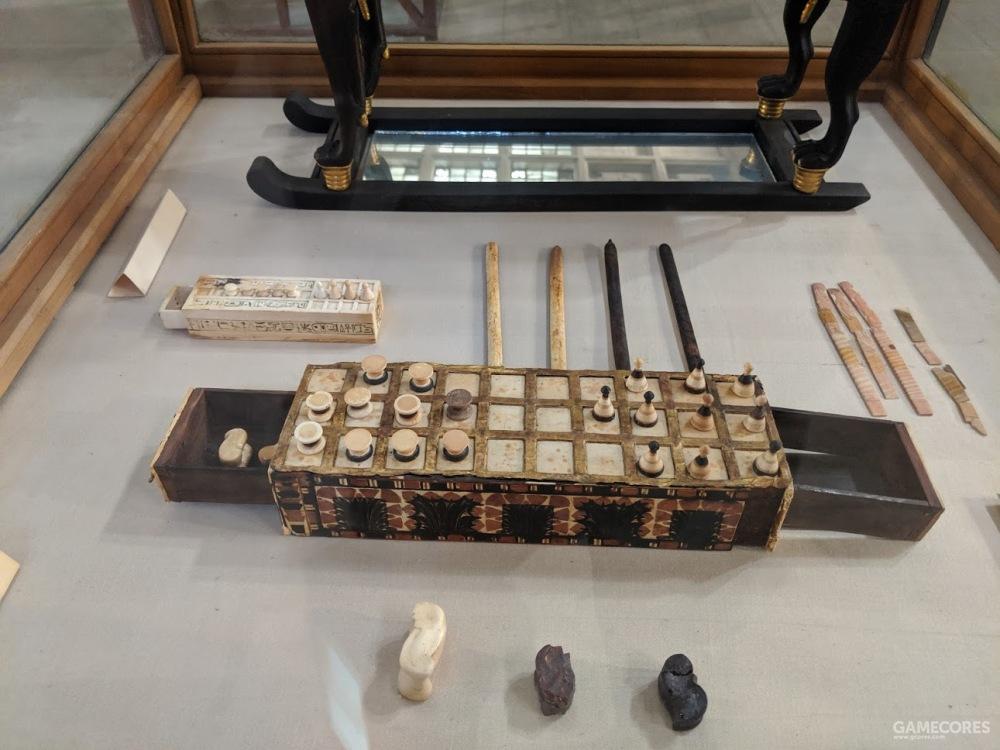 古埃及桌游