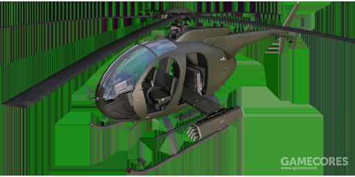 游戏中的AH-9