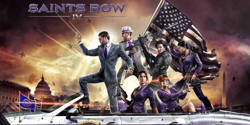 黑道聖徒4【Saints Row IV】