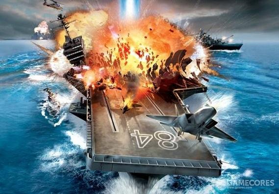 《绝命时刻》游戏封面