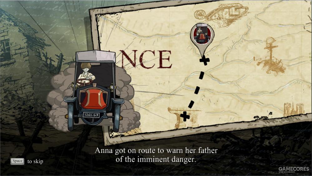 寻回科学家父亲的安娜