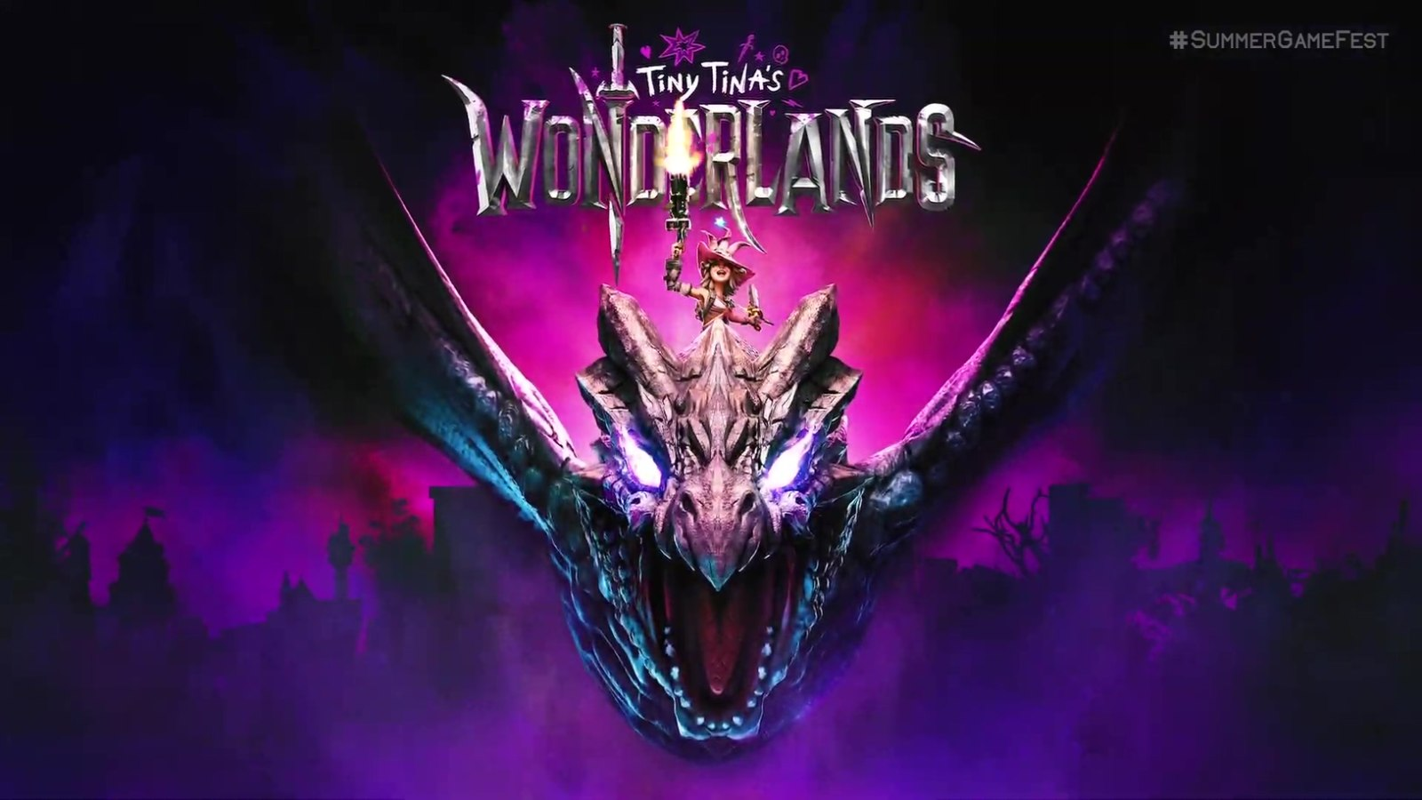 奇妙无比、古灵精怪又高能魔幻的史诗冒险旅程,《小缇娜的奇幻之地》将于2022年发售