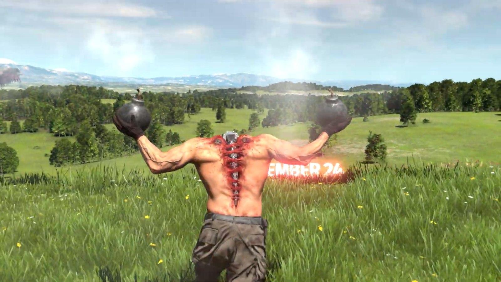 《英雄萨姆4》将在9月24日正式发售