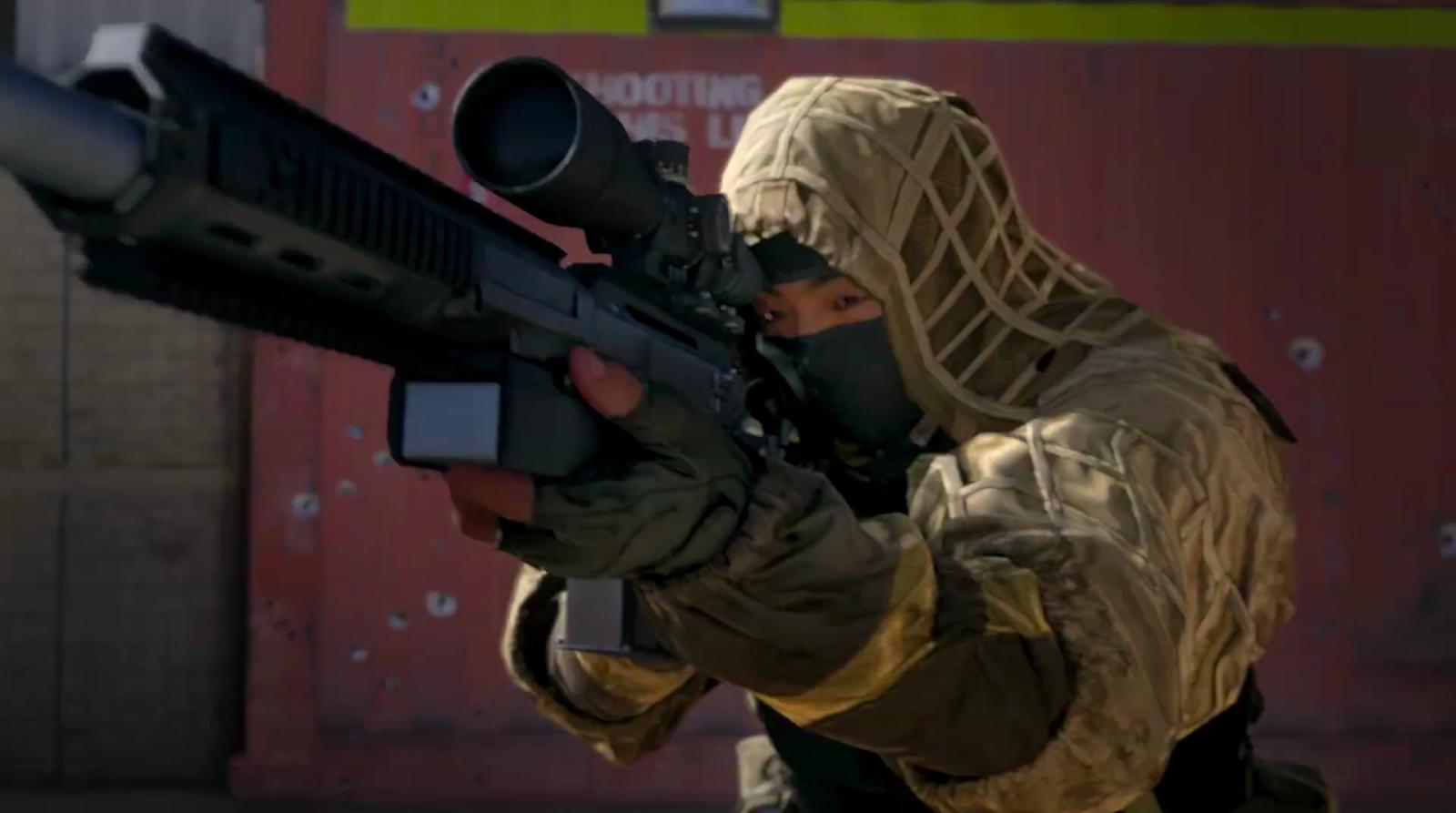 《使命召唤 现代战争》将于8月24日凌晨1点在PS4平台开启2V2模式测试体验
