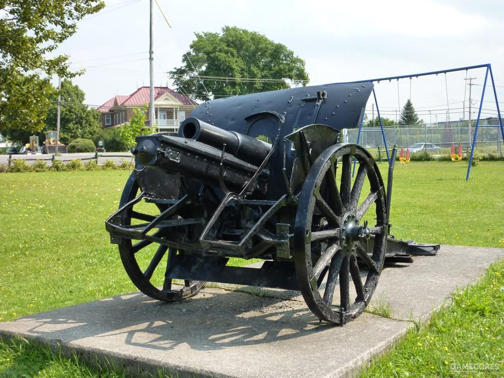 德意志帝国98/09式105mm榴弹炮