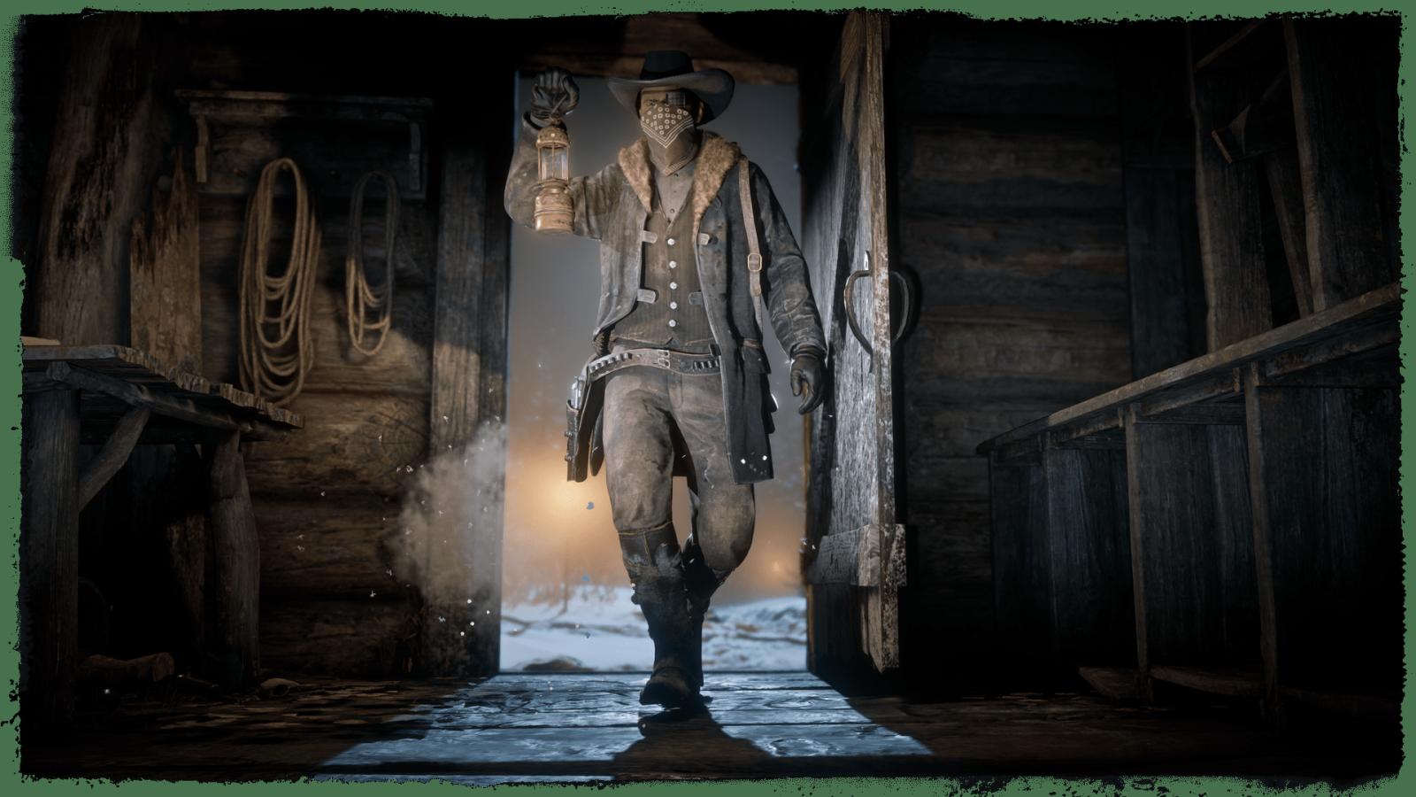 《荒野大镖客:救赎2》在线模式将迎来全新非法冒险更新,完整收藏系列现已开启额外奖励