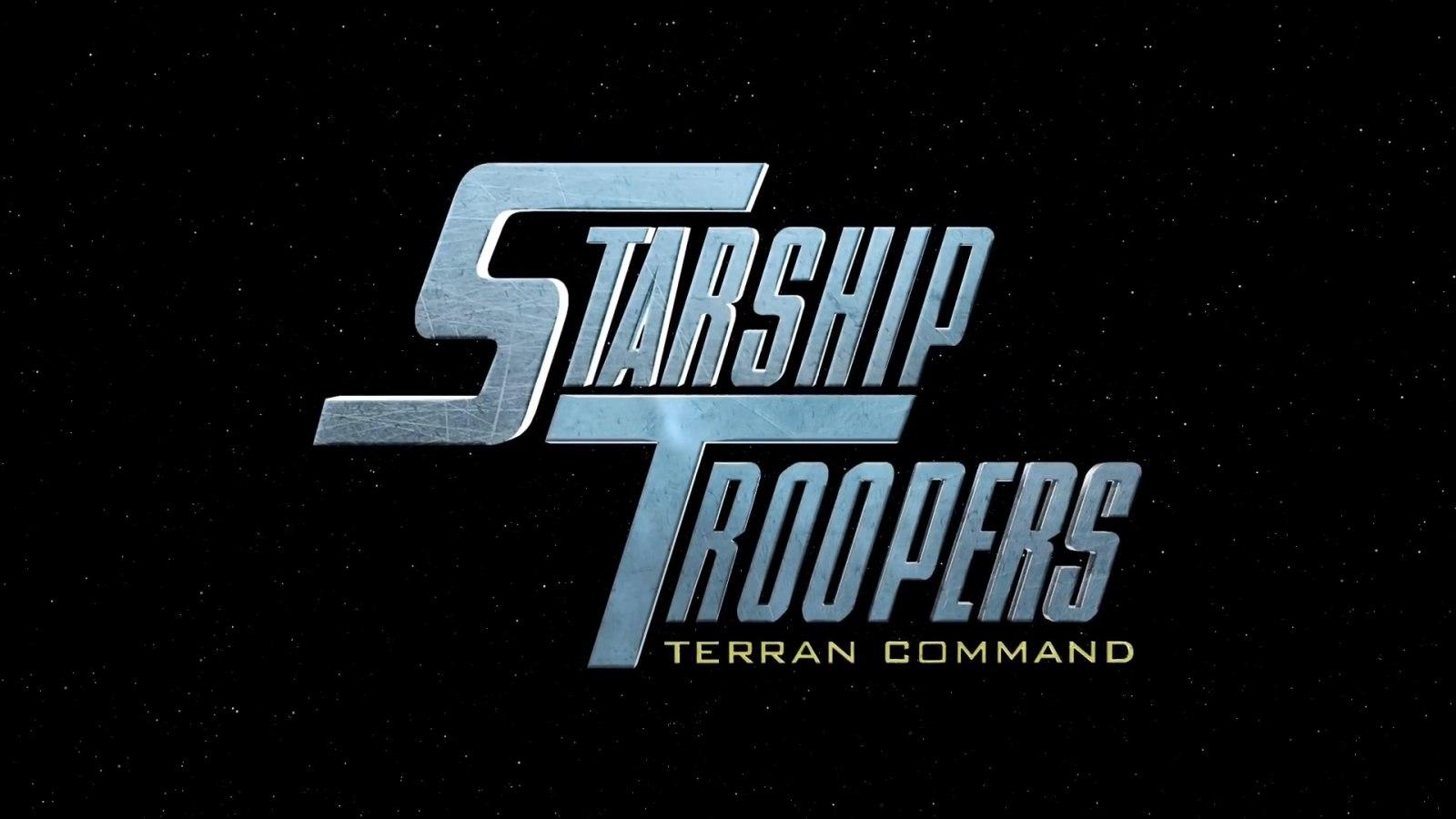 童年阴影!《星河战队》改编游戏《Starship Troopers - Terran Command》公布实机预告