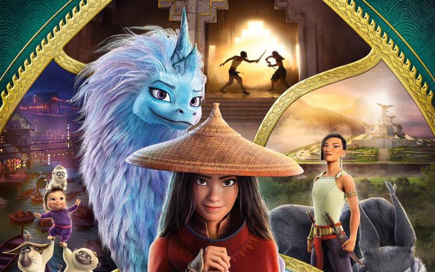 迪士尼全新动画电影《寻龙传说》确定将于3月5日登陆内地院线