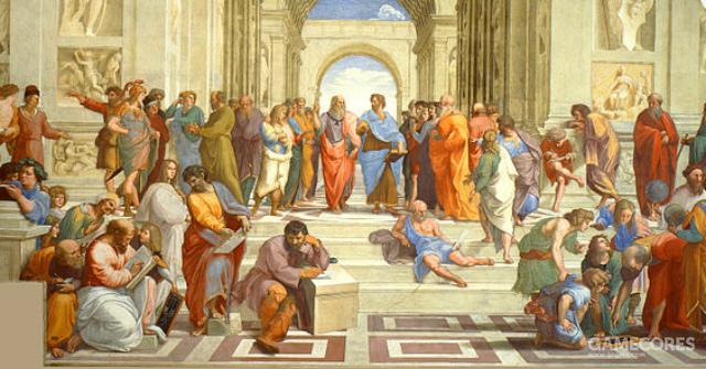 柏拉图与对话体