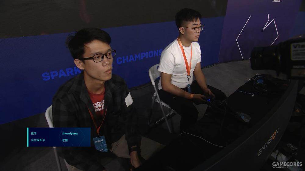队伍:法兰喵车队,成员:zhouziyong、老猎