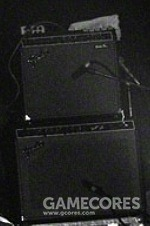 Jonny 在1993年 Amsterdam 演出时用的吉他音箱。