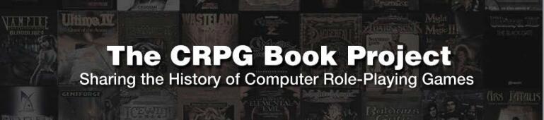 如果你需要了解CRPG的历史,这本书会帮助到你