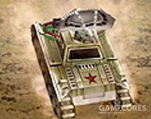 电子战坦克,可以让导弹发生一定概率的偏转,保护友军,还可以定住敌军载具