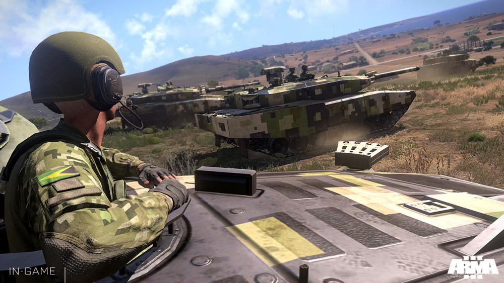 前进中的MBT-52集群