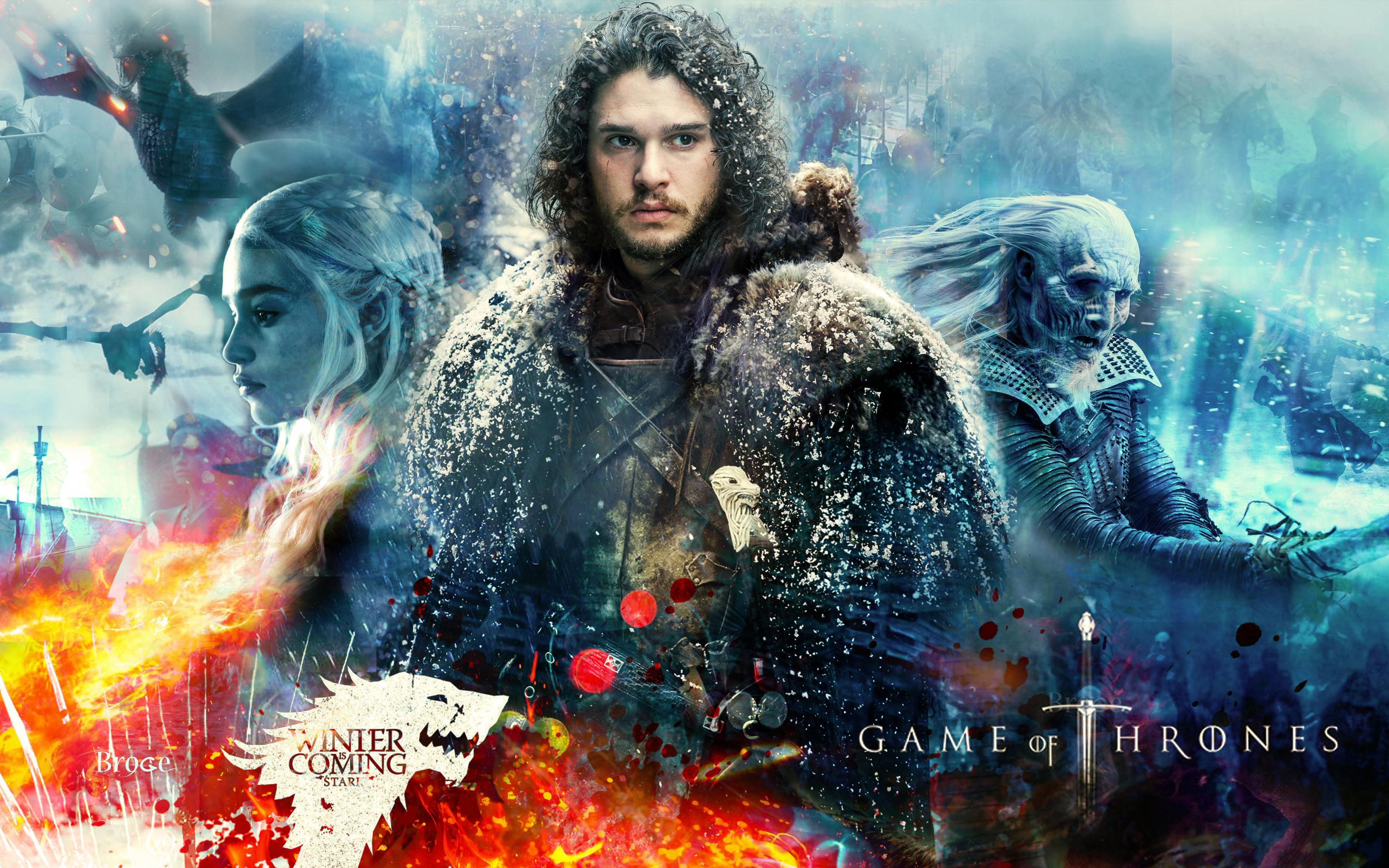 凜冬將至,《冰與火之歌》同人創作徵集開始啦!