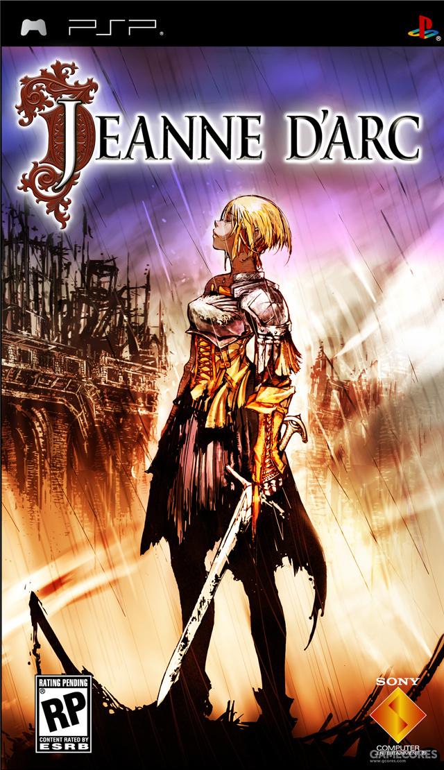 圣女贞德,L5在PSP上的第一炮。