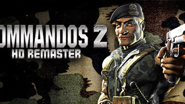 《盟军敢死队2 HD复刻版》公布,将于年末发售