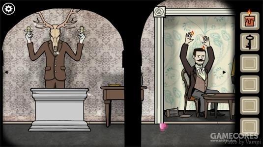 巫毒娃娃诅咒术?它控制了那个男人?