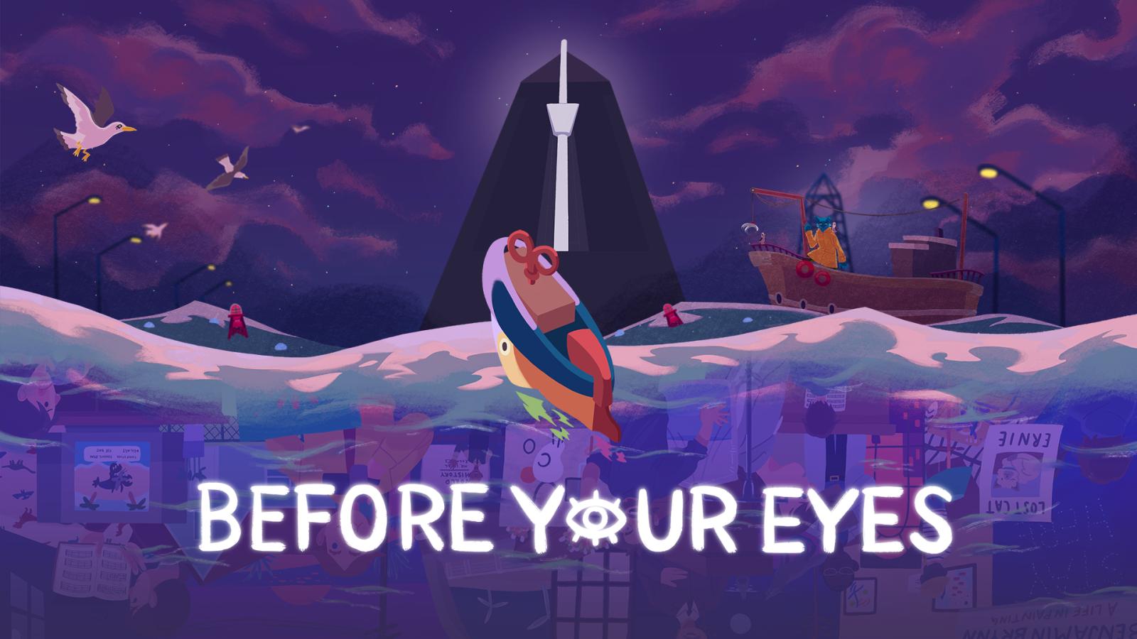 情感叙事冒险游戏《历历在目》将于明天登陆PC平台