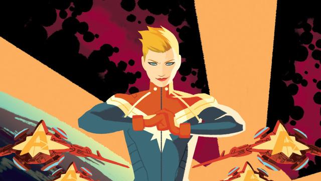 从交不起学费到宇宙双星,惊奇队长是怎么成为最强复仇者的? | 惊奇队长的漫画故事(上)