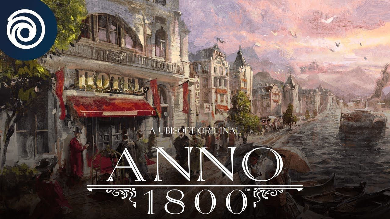 《纪元1800》将于9月2日开启免费试玩周,限时特价同步推出