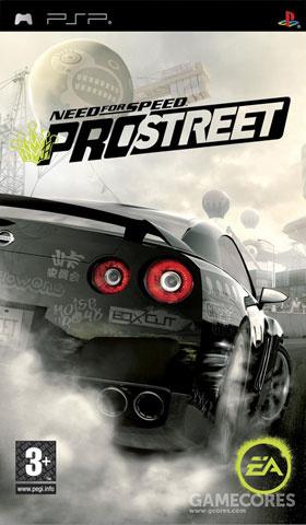 NFS11:专业街道赛 第三好的PSP版NFS
