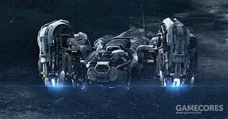 """""""赫利阿得斯""""级超光速科考船"""