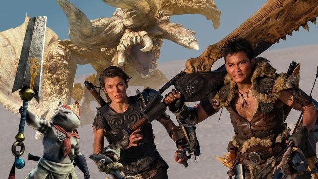 《怪物猎人》电影定于2020年发布